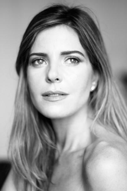 Photo by Livia Alcade – Make Up Sabrina Pinzone – Stylist Pablo Patane'
