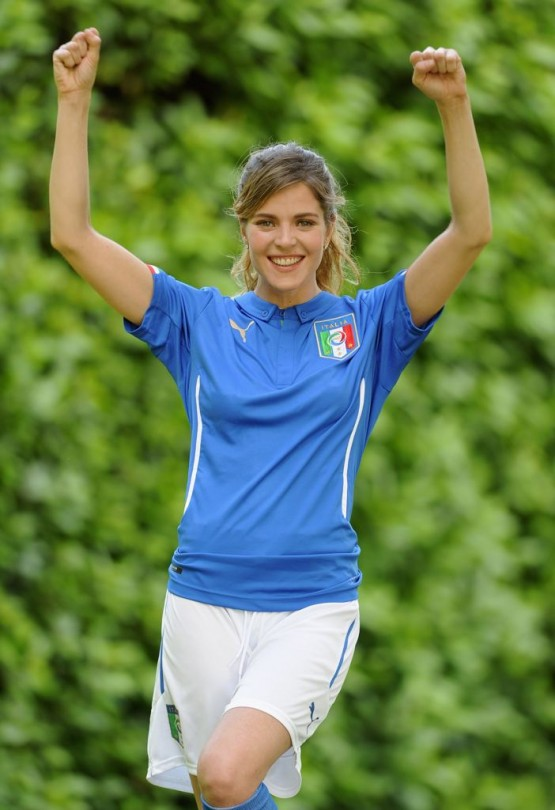 Elisabetta Pellini Coverciano